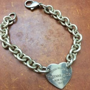 Tiffany & Co. chain bracelet